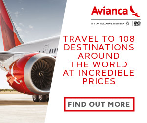 Fly with Avianca Airlines and discover a world of benefits