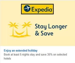 احجز رحلات الطيران والفنادق الخاصة بك فقط في Expedia